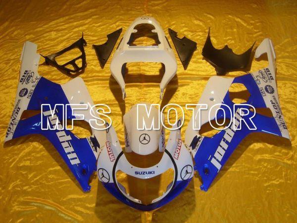 Suzuki GSXR1000 2000-2002 Injection ABS Fairing - Jordan - Blue White - MFS5424