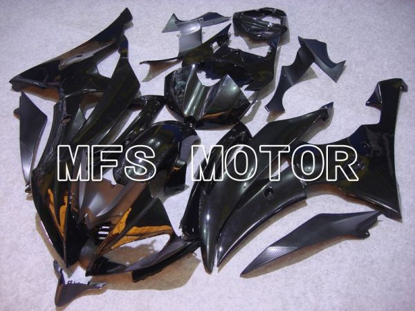 Yamaha YZF-R6 2008-2016 Injection ABS Fairing - Factory Style - Black - MFS5432