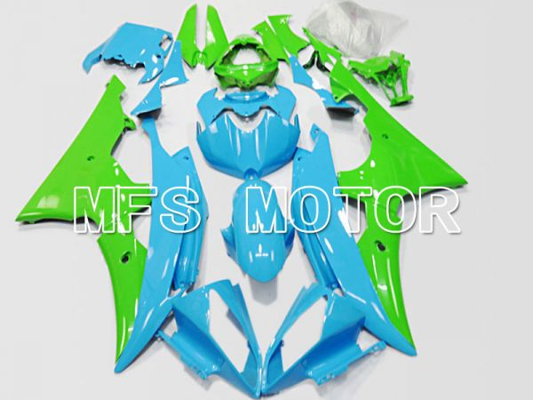 Yamaha YZF-R6 2008-2016 Injection ABS Fairing - Factory Style - Blue Green - MFS5434