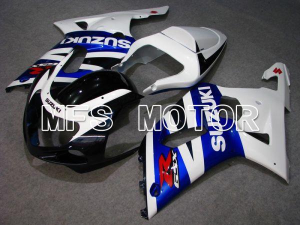 Suzuki GSXR1000 2000-2002 Injection ABS Fairing - Factory Style - Blue White - MFS5450