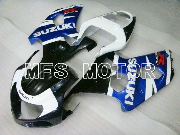 Suzuki GSXR1000 2000-2002 Injection ABS Fairing - Factory Style - Blue White - MFS5451