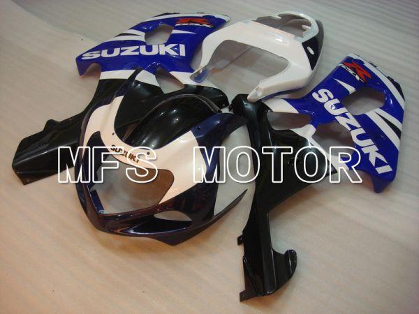 Suzuki GSXR1000 2000-2002 Injection ABS Fairing - Factory Style - Blue White - MFS5455