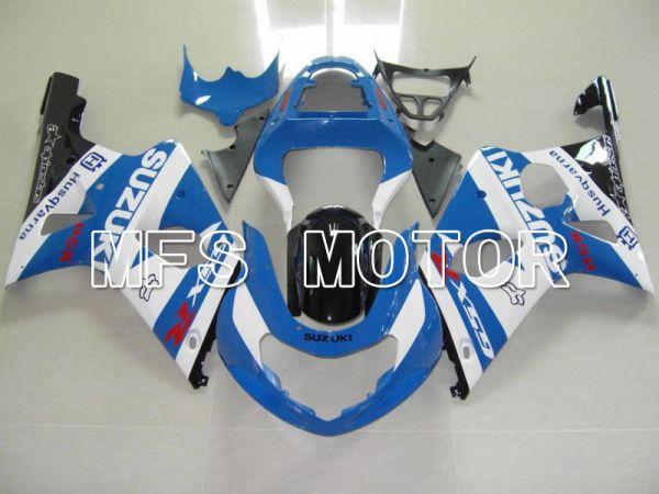 Suzuki GSXR1000 2000-2002 Injection ABS Fairing - Others - Blue Silver - MFS5468