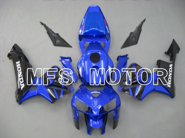 Honda CBR600RR 2005-2006 Injection ABS Fairing - Factory Style - Blue Black - MFS5490