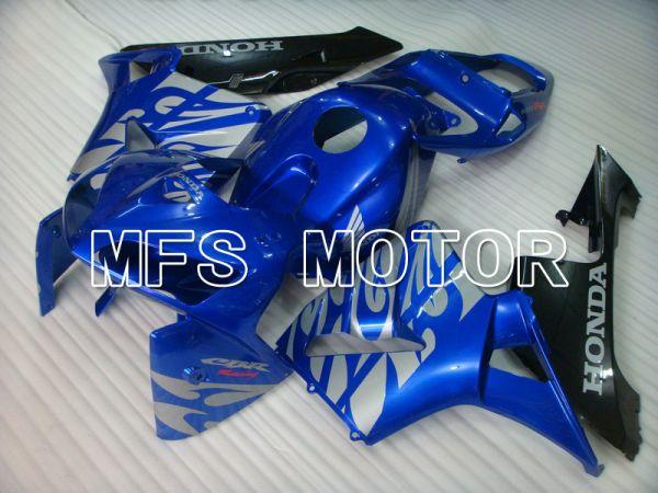 Honda CBR600RR 2005-2006 Injection ABS Fairing - Others - Blue Black - MFS5491