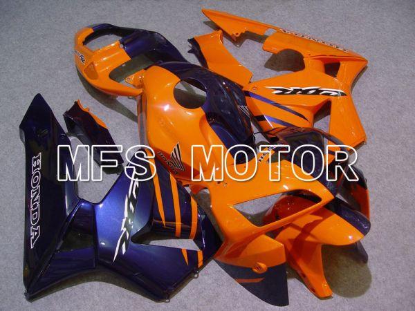 Honda CBR600RR 2005-2006 Injection ABS Fairing - Factory Style - Blue Orange - MFS5493