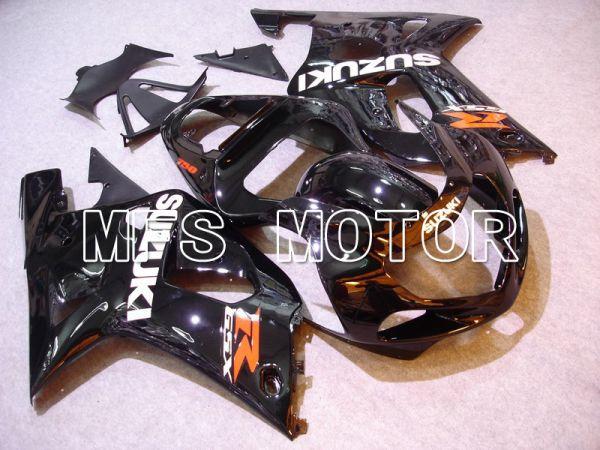 Suzuki GSXR1000 2000-2002 Injection ABS Fairing - Factory Style - Black - MFS5497