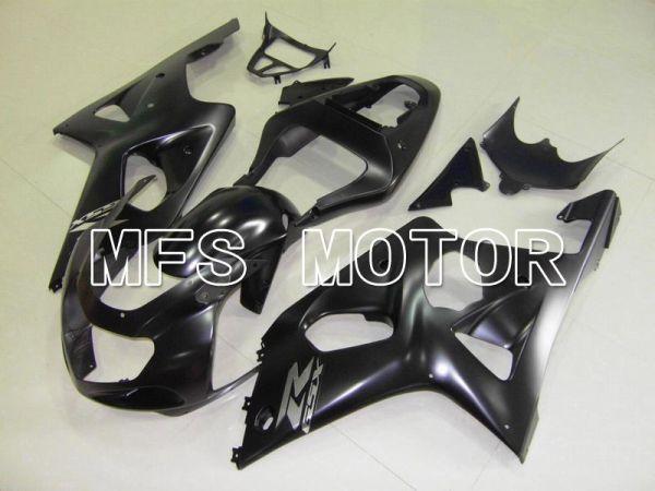 Suzuki GSXR1000 2000-2002 Injection ABS Fairing - Factory Style - Black - MFS5498