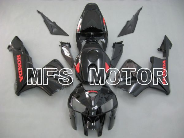 Honda CBR600RR 2005-2006 Injection ABS Fairing - Factory Style - Black - MFS5504