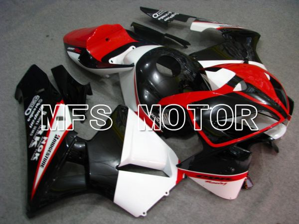 Honda CBR600RR 2005-2006 Injection ABS Fairing - Others - Black White Red - MFS5511