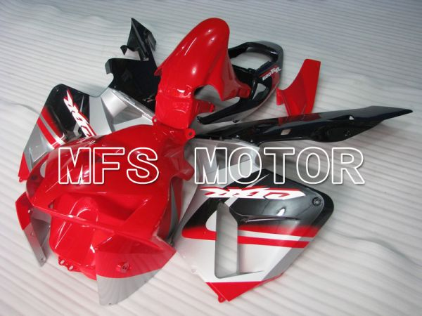 Honda CBR600RR 2005-2006 Injection ABS Fairing - Factory Style - Red Silver - MFS5512