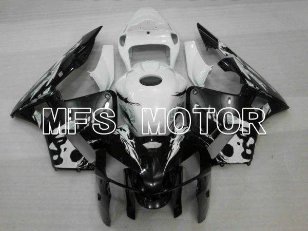 Honda CBR600RR 2005-2006 Injection ABS Fairing - Others - White Black - MFS5514