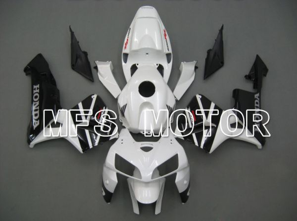 Honda CBR600RR 2005-2006 Injection ABS Fairing - Others - White Black - MFS5515