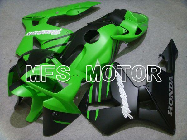 Honda CBR600RR 2005-2006 Injection ABS Fairing - Others - Black Green - MFS5517
