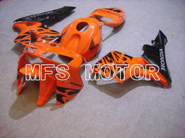 Honda CBR600RR 2005-2006 Injection ABS Fairing - Others - Orange Black - MFS5518