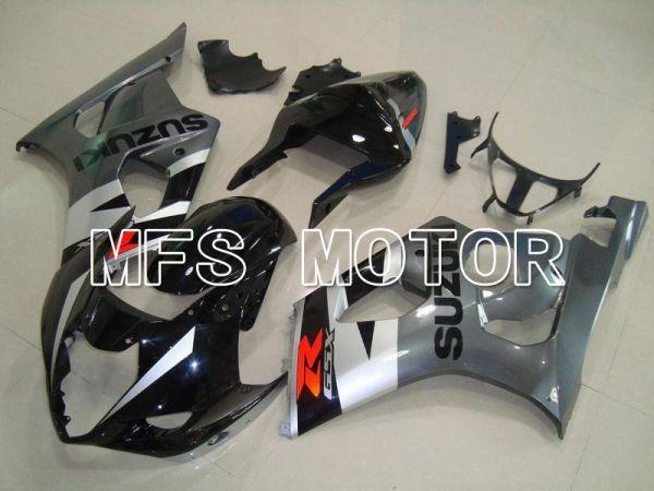 Suzuki GSXR1000 2003-2004 Injection ABS Fairing - Black Gray - Factory Style - MFS5520