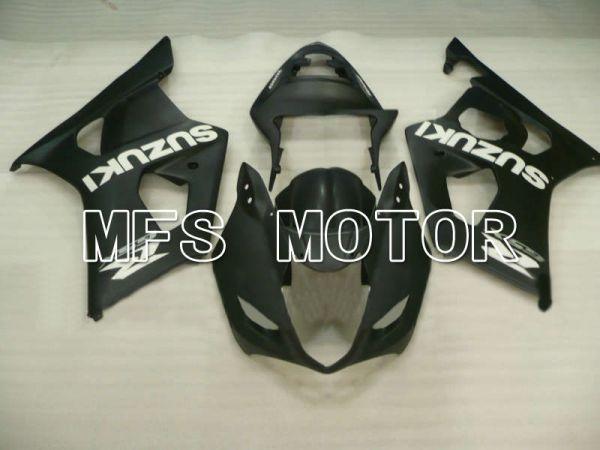 Suzuki GSXR1000 2003-2004 Injection ABS Fairing - Black Matte - Factory Style - MFS5530