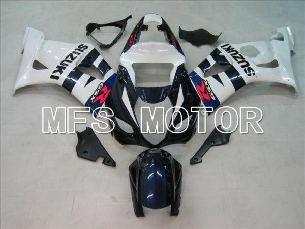 Suzuki GSXR1000 2003-2004 Injection ABS Fairing - Blue White - Factory Style - MFS5539