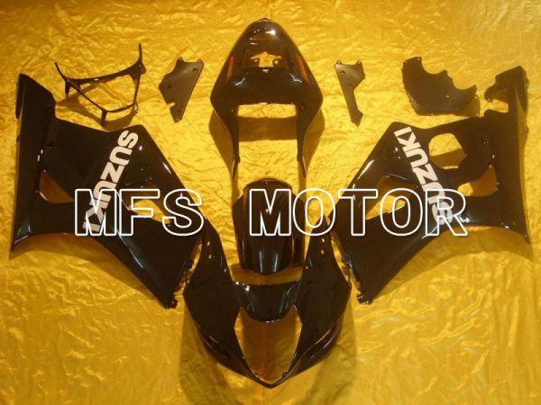 Suzuki GSXR1000 2003-2004 Injection ABS Fairing - Black - Factory Style - MFS5543