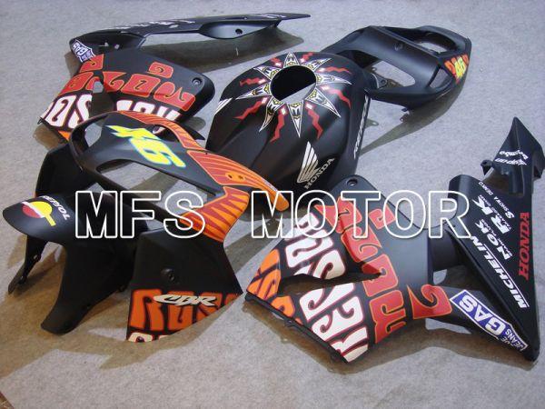 Honda CBR600RR 2005-2006 Injection ABS Fairing - Rossi - Black Matte - MFS5560