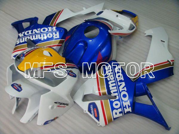 Honda CBR600RR 2005-2006 Injection ABS Fairing - Rothmans - Blue White - MFS5567