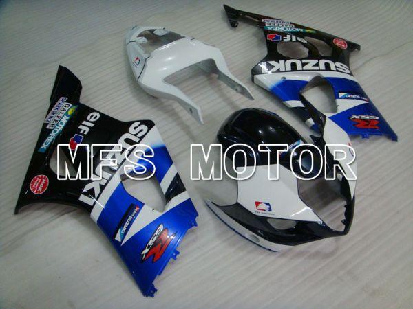 Suzuki GSXR1000 2003-2004 Injection ABS Fairing - Blue White - MOTOREX - MFS5568