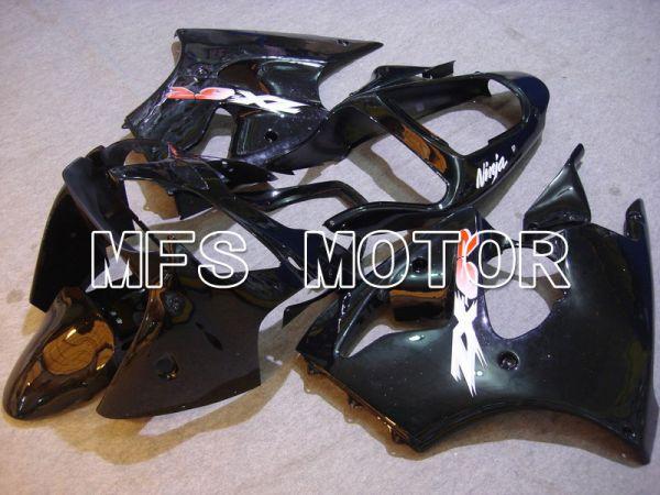 Kawasaki NINJA ZX6R 2000-2002 Injection ABS Fairing - Factory Style - Black - MFS5600