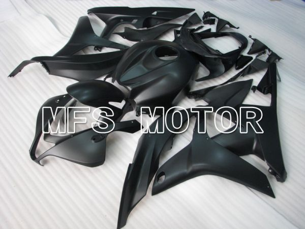 Honda CBR600RR 2007-2008 Injection ABS Fairing - Factory Style - Black Matte - MFS5610