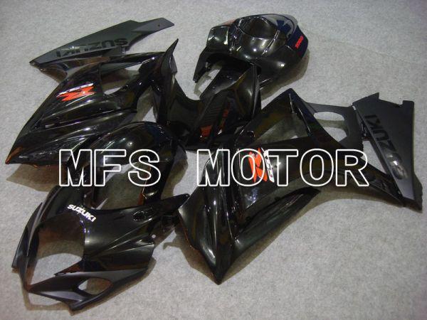 Suzuki GSXR1000 2007-2008 Injection ABS Fairing - Factory Style - Black Matte - MFS5659