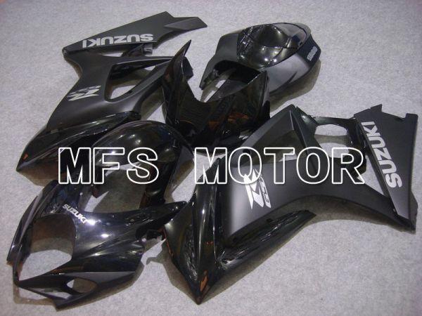 Suzuki GSXR1000 2007-2008 Injection ABS Fairing - Factory Style - Black Matte - MFS5660