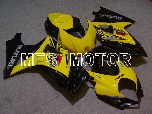 Suzuki GSXR1000 2007-2008 Injection ABS Fairing - Factory Style - Yellow - MFS5662