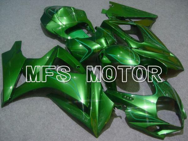 Suzuki GSXR1000 2007-2008 Injection ABS Fairing - Factory Style - Green - MFS5666