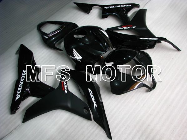 Honda CBR600RR 2007-2008 Injection ABS Fairing - Factory Style - Black - MFS5718