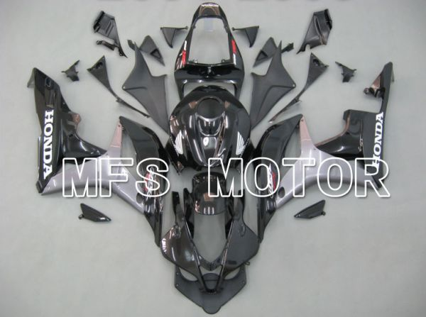 Honda CBR600RR 2007-2008 Injection ABS Fairing - Factory Style - Black - MFS5721