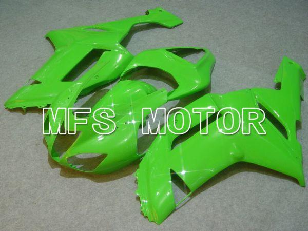 Kawasaki NINJA ZX6R 2007-2008 Injection ABS Fairing - Factory Style - Green - MFS5734