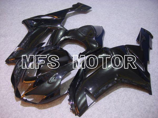Kawasaki NINJA ZX6R 2007-2008 Injection ABS Fairing - Factory Style - Black - MFS5738