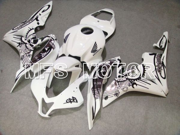 Honda CBR600RR 2007-2008 Injection ABS Fairing - Others - White - MFS5740