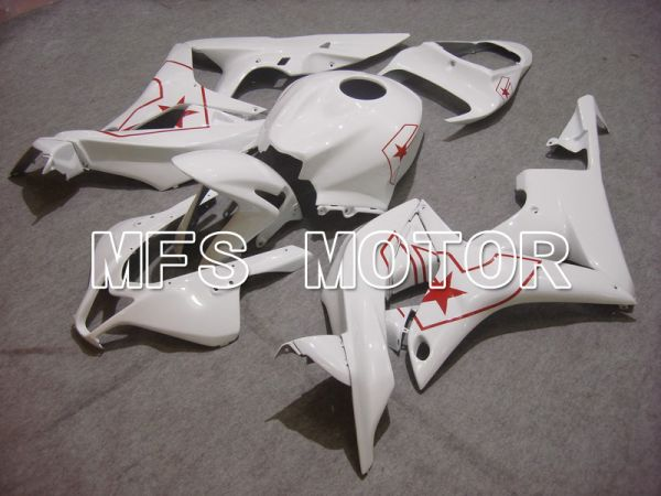 Honda CBR600RR 2007-2008 Injection ABS Fairing - Others - White - MFS5747