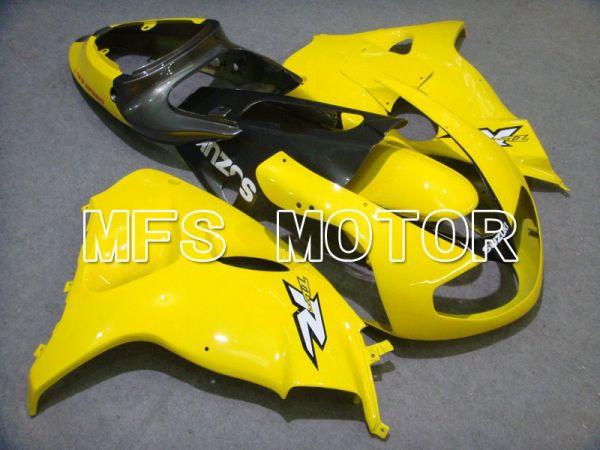 Suzuki TL1000R 1998-2003 Injection ABS Fairing - Factory Style - Black Yellow - MFS5813