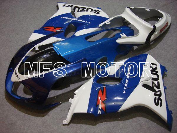 Suzuki TL1000R 1998-2003 Injection ABS Fairing - Factory Style - Blue White - MFS5814