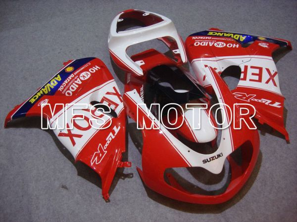 Suzuki TL1000R 1998-2003 Injection ABS Fairing - Xerox - Red White - MFS5817
