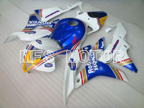 Honda CBR600RR 2007-2008 Injection ABS Fairing - Rothmans - Blue White - MFS5818