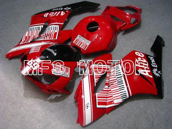 Honda CBR1000RR 2004-2005 Injection ABS Fairing - Alice - White Red - MFS5824