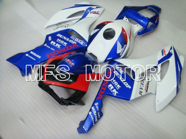 Honda CBR1000RR 2004-2005 Injection ABS Fairing - Dream - White Blue - MFS5833