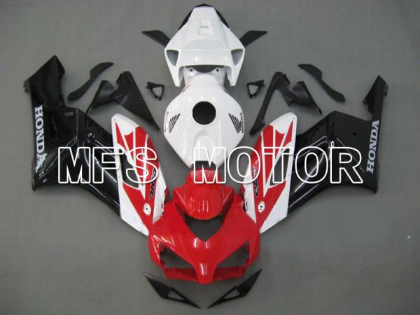 Honda CBR1000RR 2004-2005 Injection ABS Fairing - Factory Style - Red White Black - MFS5849