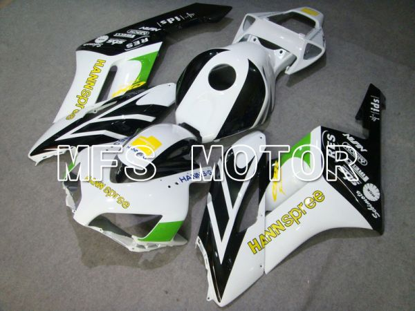Honda CBR1000RR 2004-2005 Injection ABS Fairing - HANN Spree - Green White Black - MFS5877