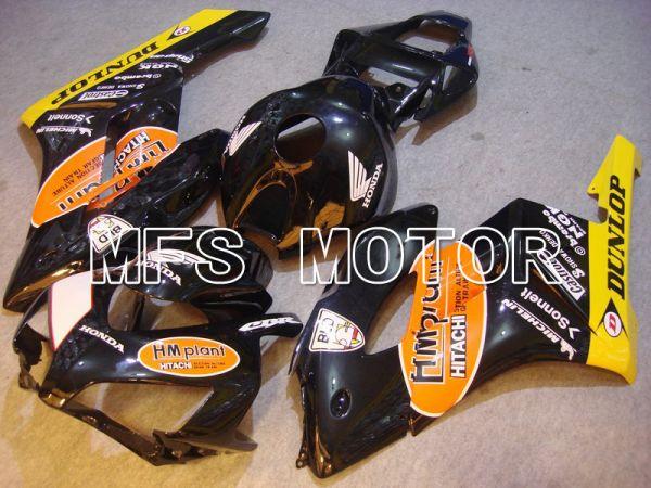 Honda CBR1000RR 2004-2005 Injection ABS Fairing - HM Plant - Black Orange - MFS5879