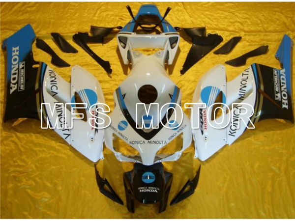 Honda CBR1000RR 2004-2005 Injection ABS Fairing - Konica Minolta - White - MFS5881