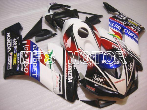 Honda CBR1000RR 2004-2005 Injection ABS Fairing - Eurobet - Red White Black - MFS5884