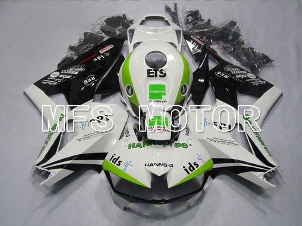 Honda CBR600RR 2013-2017 Injection ABS Fairing - HANN Spree - White Black - MFS5885